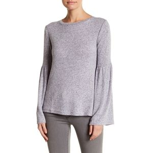 Poof! Bell Sleeve Sweater